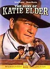 1965 Sons of Katie Elder John Wayne Dean Martin Classic Western Action NEW DVD