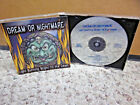 DREAM OR NIGHTMARE Light Burning northeast Ohio Axemaster metal CD Joe Sims 2004