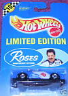 1991 TOMMY HOUSTON HOT WHEELS ROSES CAR 1/64  BUICK