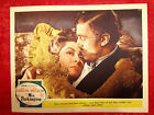 MRS. PARKINGTON (1944) GREER GARSON/WALTER PIDGEON BEST CARD IN SET LOBBY CARD 5