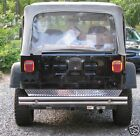 JEEP TJ YJ WRANGLER CJ7 DIAMOND PLATE FRAME FILLER FILL THAT LIFT GAP