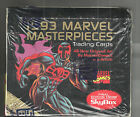 MARVEL MASTERPIECES SERIES 2 1993 FACTORY SEALED BOX