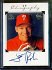 SCOTT ROLEN 1998 SP AUTHENTIC AUTO AUTOGRAPH