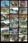 The No Frills Prototype Picture Guide to Modeling Ore Mines  Mills 5 Disc Set