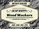 ~NEW HEAVY GAUGE Upright Double BASS WEEDWACKER STRINGS