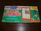 Barry Sanders---Starting Lineup---Headline Collection---Factory Sealed---1991