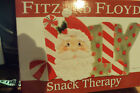 FITZ AND FLOYD JOLLY SNACK THERAPY ELONGATED TRAY NIB