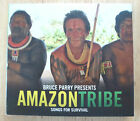 Bruce Parry Presents Amazon Tribe Songs for Survival 2 CD ALBUM UK FREEPOST