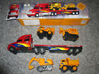 SUNOCO Collectors Series 9 CONSTRUCTION CARRIER '02 box
