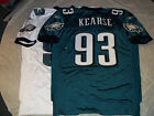 JEVON KEARSE #93 PHILADELPHIA EAGLES AUTHENTIC NFL JERSEY FREE SHIPPING