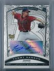 2009 BOWMAN STERLING TOMMY HANSON RC ROOKIE AUTO
