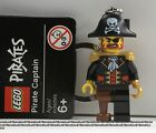 LEGO NEW Pirate Captain Brickbeard Key chain keychain 10210 6242 6243 6253
