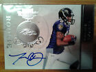 2011 Panini Plates & Patches Rookie #177 Tandon Doss AUTO RC #11 55