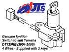 YAMAHA DT125RE  DT 125 RE 04-06 GENUINE IGNITION SWITCH