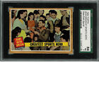 1962 Topps #143 Greatest Sports Hero BABE RUTH Special SGC 84 7