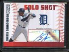 Curtis Granderson Cards, Rookie Cards and Autographed Memorabilia Guide 9