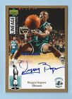 MUGGSY BOGUES 2008 09 UPPER DECK LINEAGE COLLECTION AUTOGRAPH AUTO
