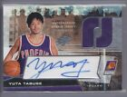 2004-05 UD Spx YUTA TABUSE Rc Throwback Jersey Auto SP