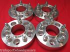4 pcs Jeep wrangler JK UNLIMITED 15 BILLET WHEELS SPACERS CNCMACHINED