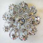 Melissa Frances BR001 Fancy Filigree Broach NEW