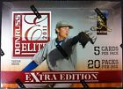2011 DONRUSS ELITE EXTRA EDITION HOBBY SEALED BASEBALL BOX