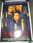 LA CEREMONIE ORIGINAL US ONE SHEET MOVIE POSTER CLAUDE CHABROL