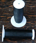 Black 2 Tone Turbo Fixie Old School BMX Bike Mushroom Grips Fixed Gear Bicycle