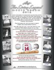 2012 LEAF PETE ROSE THE LIVING LEGEND SEALED BOX w ONE AUTO
