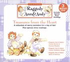 Raggedy Ann Andy Treasures Heart Stories Classics Spirit America 3CD Greatest