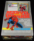 1991 IMPEL MARVEL UNIVERSE SERIES 2 BOX 36 CT SEALED