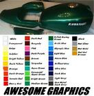 KAWASAKI Z650 kz650 TANK / FAIRING NEW PINSTRIPE SET FOR RESTORATION ANY COLOUR