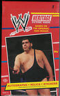 2012 TOPPS WWE HERITAGE HOBBY BOX NEW FACTORY SEALED