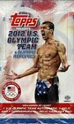 2012 TOPPS US OLYMPIC TEAM & HOPEFULS HOBBY BOX FACTORY SEALED NEW