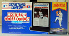 1992 Starting Lineup Headline Collection Nolan Ryan Rangers