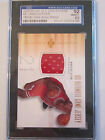 2000 MARCUS FIZER SGC GRADED NM-MT 8.5 BASKETBALL CARD BOX X