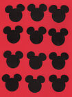 Mickey Mouse Die Cuts Mickey Mouse Head Die Cuts you choose size Disney