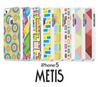 HinH iPhnoe5 metis Series Graphic case (clear guard case)