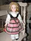 *Heritage Mint Musical German Doll