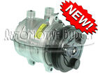 Compressor w Clutch Add on A C Chevrolet Geo Suzuki  Universal TM08 NEW