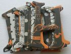 163 Pc APOTHACARY Halloween Alphabet  Letter Chipboard Embellishment Pack