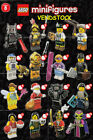 LEGO 8833 SERIES 8 MINIFIGURES BRAND NEW PICK THE FIGURE YOU WANT! VENDSTOCK