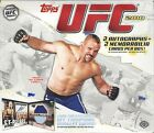 2010 Topps UFC Series 4 MMA Factory Sealed 16 Pack Hobby Box - Four Hits Per Box