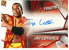2010 TNA Xtreme Autograph Auto Jay Lethal Red 5 5