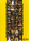 POSTER :MOVIE REPRO: KILL BILL - UMA THURMAN FREE SHIPPING ! #PP0963 RW8 S