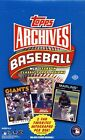 2012 Topps Archives Factory Sealed Baseball Card Hobby Box 2 Autos Per Box