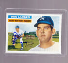 2003 TOPPS FAN FAVORITE AUTOGRAPHED DON LARSEN NEW YORK YANKEES #332