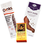 DARK CHOCOLATE BACON TASTER PACK 3PC SET - VOSGES BACON BAR, TOFFEE