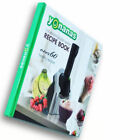 Recipe book for Yonanas Frozen banana/fruits Healthy Ice Cream dessert maker