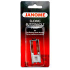 Janome Sliding Buttonhole (R) Foot - Front, Clip On, Elna, Husky, 5mm to 25mm