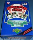 1989 UPPER DECK UNOPENED FOIL BOX INCLUDES HIGH NUMBERS 1 - 800! KEN GRIFFEY JR!